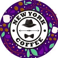 Логотип New York Coffee (Антикафе Кофейня) г.Уфа
