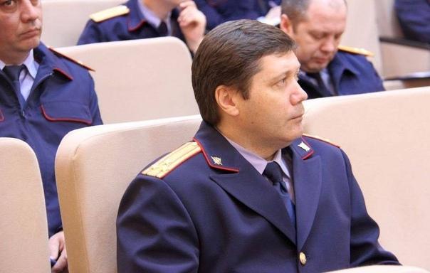 Глава следственного управления СК РФ по Пермскому ...