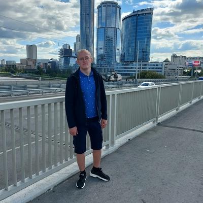 Олег, 25, Kamensk-Ural'skiy