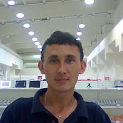 Джумагелди Гарашов