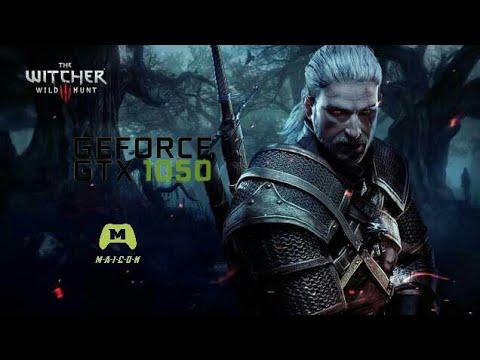The Witcher 3 - Wild Hunt ACER NITRO 5 i5 GTX 1050 (4GB)