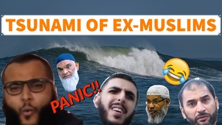 Mohammed Hijab in PANIC Mode over a Tsunami of Ex-Muslims
