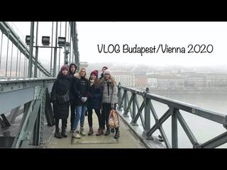 VLOG Budapest/Vienna 2020