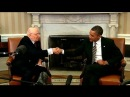 President Obama's Bilateral Meeting with President Napolitano of Italy