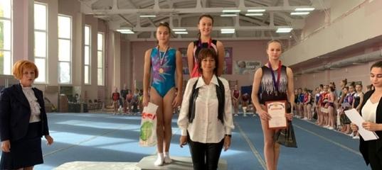 Гимнастка из Нижнего Тагила - призер всероссийских соревнований