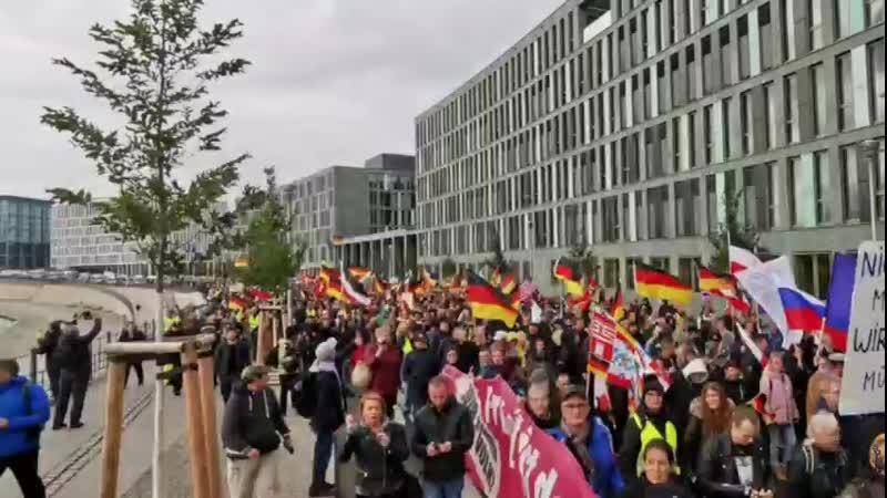 AUFRUF DEMO BERLIN GROßKUNDGEBUNG AM ALEXANDERPLATZ FÜR DEN 4.7.2020