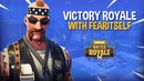 VICTORY ROYALE With FearItSelf Fortnite Battle Royale Gameplay Ninja