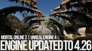 MORTAL ONLINE 2 | ENGINE UPDATED TO 4.26 | UNREAL ENGINE 4