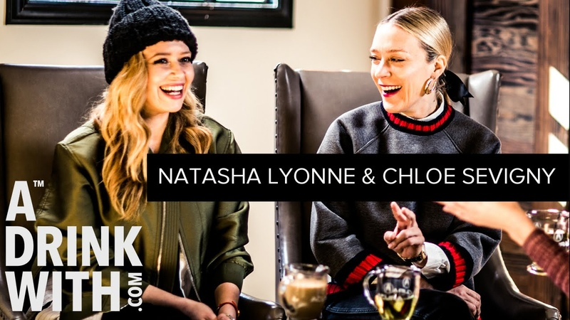 Chloë Sevigny Natasha Lyonne | Interview At Sundance | A Drink With
