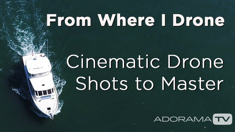Cinematic Drone Shots You Need to Master From Where I Drone with Dirk Dallas