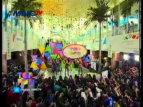 7 ICONS - Playboy (Baliness Dance) at TOP POP (12-06-2013)