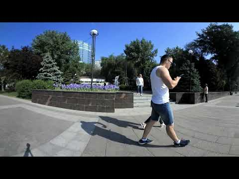360 VR Tour - Rostov-on-Don. Gateway of the Caucasus. P.1 City Embankment