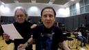 Roby Facchinetti Riccardo Fogli - INSIEME in tour - le prove