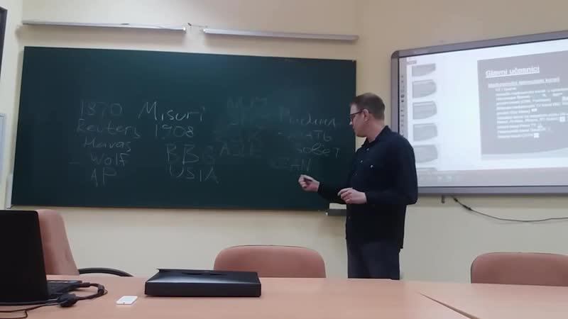Odlomak predavanja u Kosovskoj Mitrovici 09 12 2019