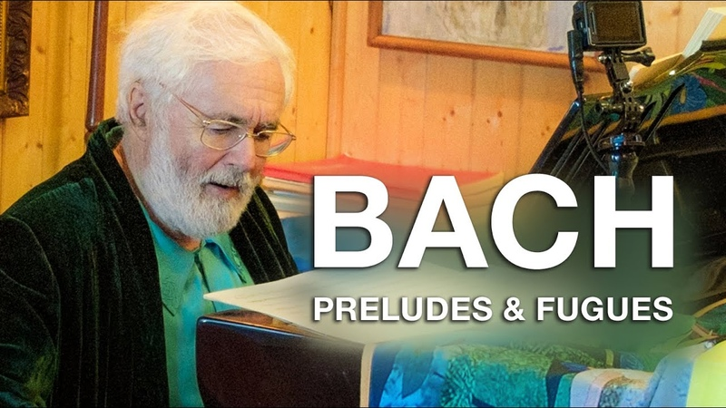 Bach Preludes and Fugues