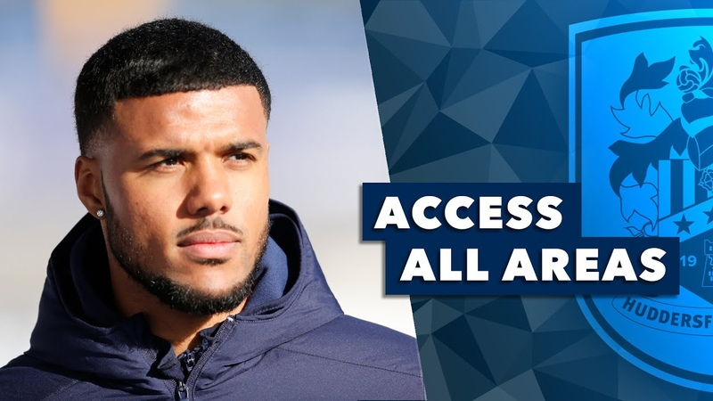 👀 ACCESS ALL AREAS Huddersfield Town vs QPR