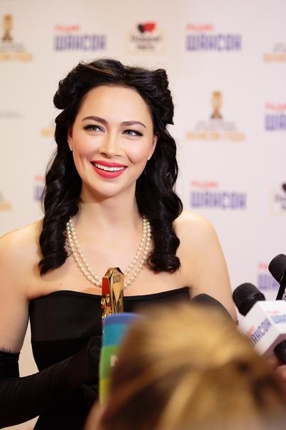 Настасья Самбурская, актриса театра и кино, певица, телеведущая