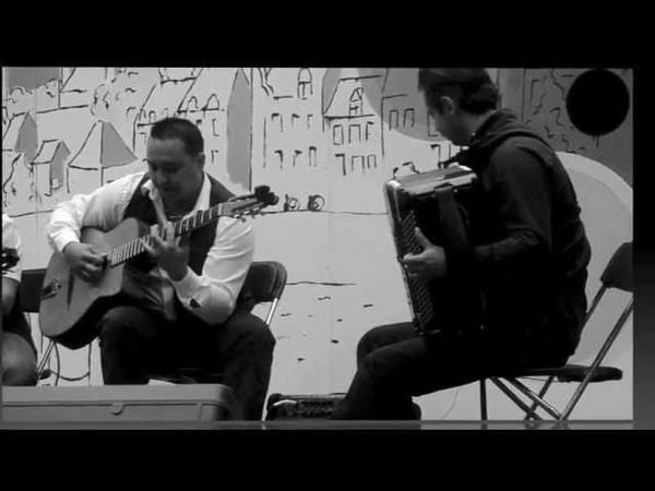 'La Belle Vie' Paulus Schäfer Trio ft Dominique Paats