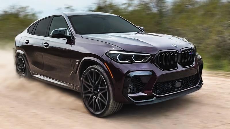 ПЕРВЫЙ ТЕСТ 625 л.с. X5M X6M 2021! Хана Mercedes, Audi и PORSCHE! Обзор в Аризоне. F95 F96. BMW.