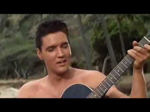 Elvis Presley No More in Blue Hawaii Hanauma Bay Oahu Hawaii