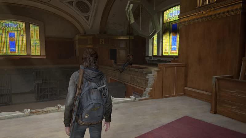 The Last of Us Part ll 12 Seattle Одни из нас Часть II Сиэтл Центр города Под куполом