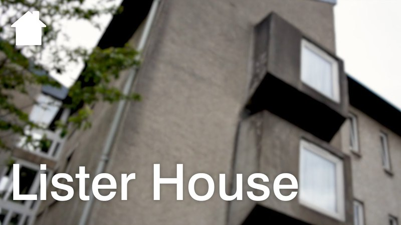 Lister House accommodation at the Univeristy of Glasgow