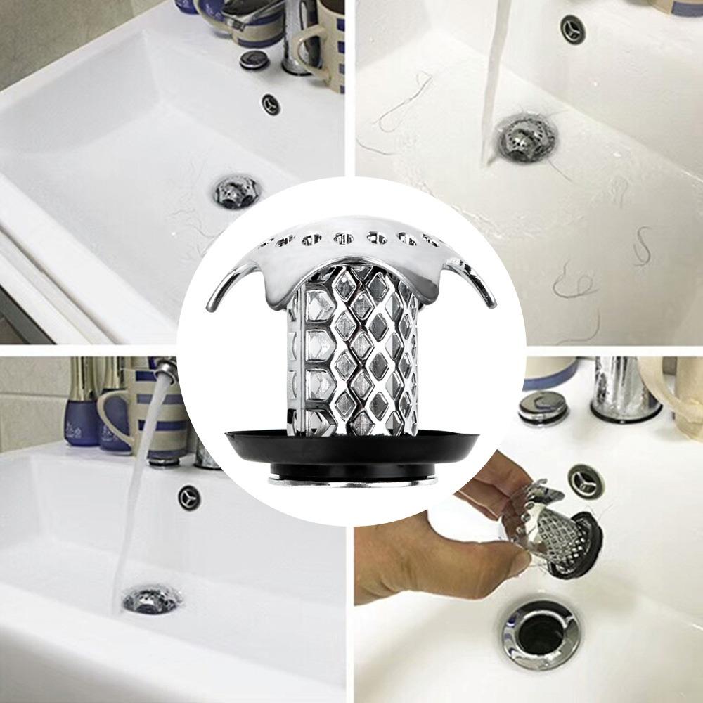 Фильтр от волос в ванну -