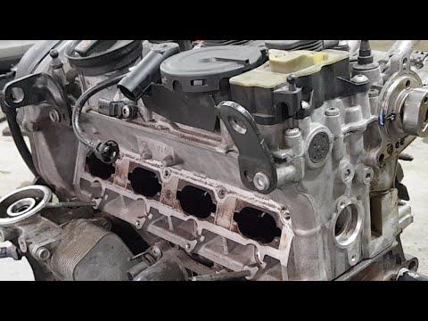 Двигатель 2 0TFSI Разборка дефектовка