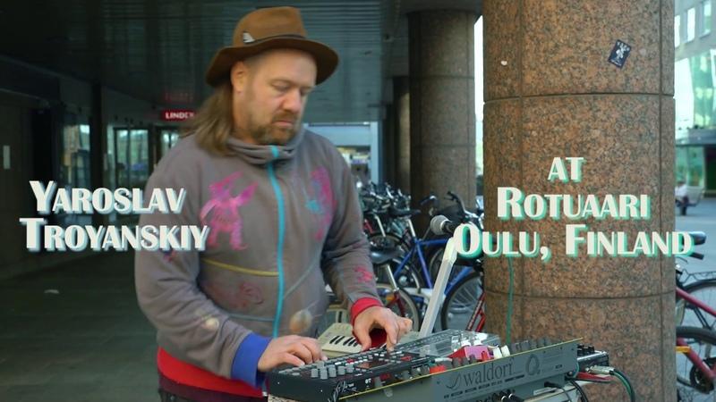 Yaroslav Troyanskiy Live Oulu Rotuaari