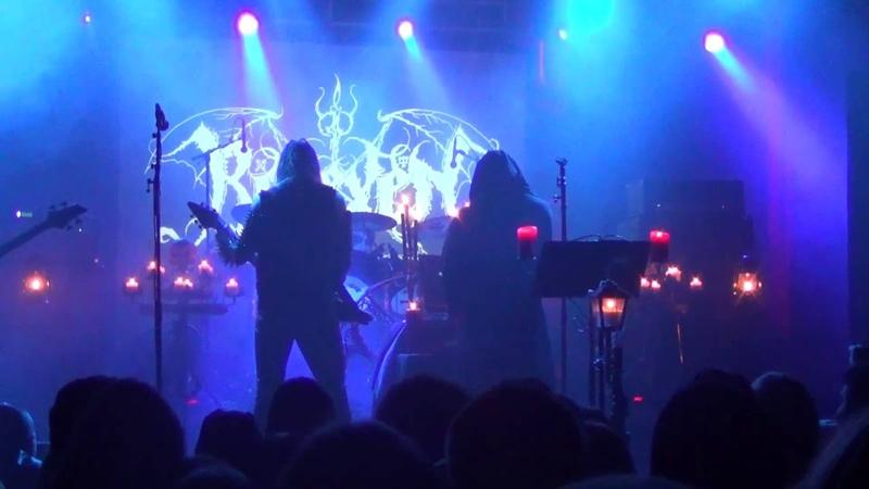 BEHEXEN live at Black Flames of Blasphemy V (2014)