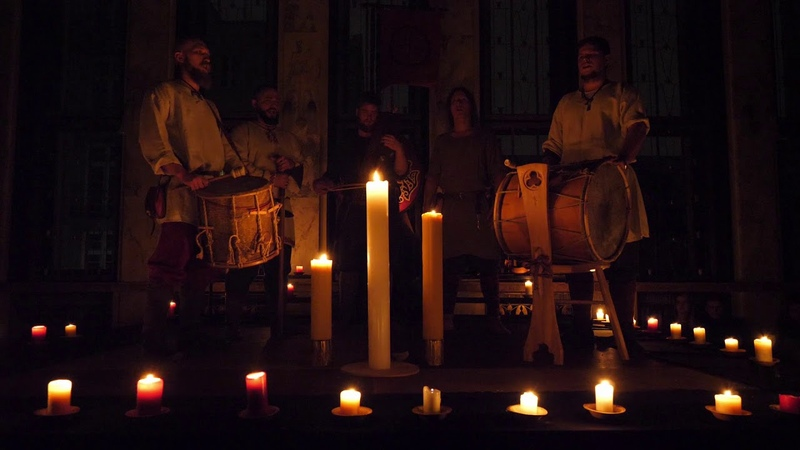 Ugniavijas - Tu Eglute | Oh, you spruce tree (Ancient Lithuanian war song)