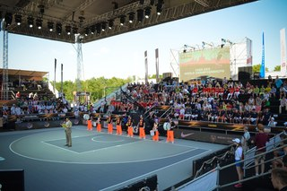 Чемпионат мира 2014 по баскетболу 3х3 в Москве