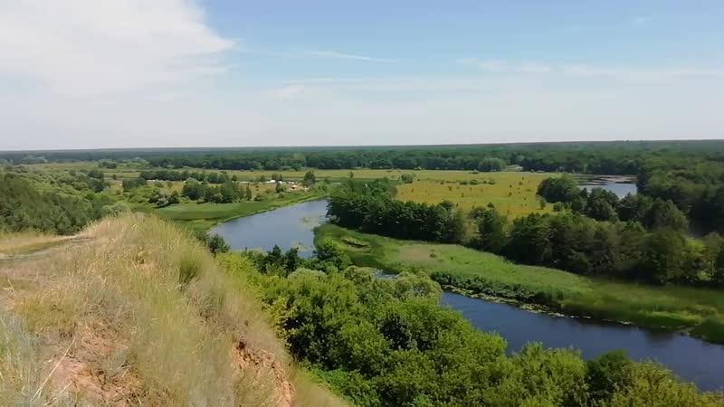 Река Воронеж Рамонь