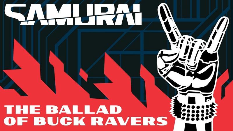 Cyberpunk 2077 The Ballad of Buck Ravers by SAMURAI Refused