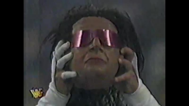Hakushi vs Jeff Hardy