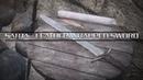 SKYRIM LE | Sarta - Leather Wrapped Sword