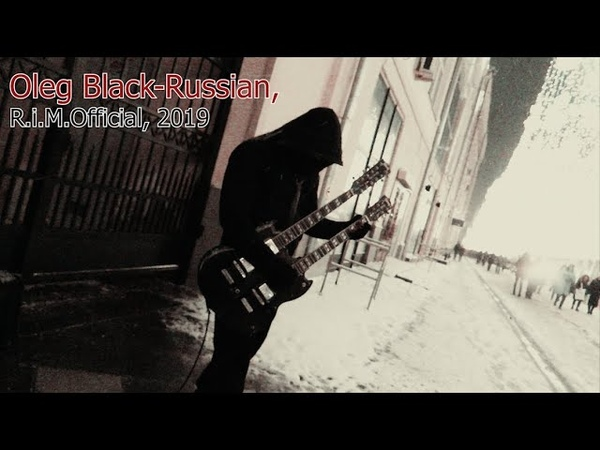 Oleg Black Russian RiM Official One Of Us 2019