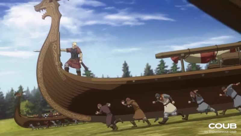 Колхозные викинги