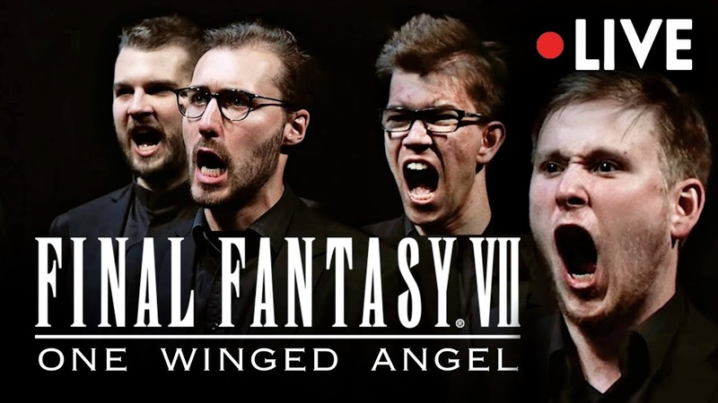 FINAL FANTASY VII REMAKE OST One Winged Angel Theme HQ LIVE ORCHESTRA CHOIR CONCERT FF7 Music