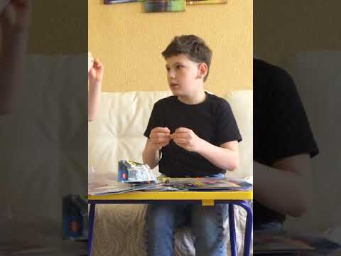 LEGO журнал с суперподарком