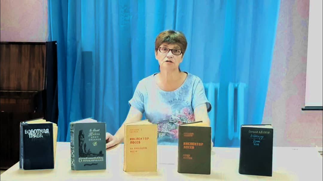 В сообществах библиотечной системы Петровского района в социальных сетях размещаются новые видеоролики