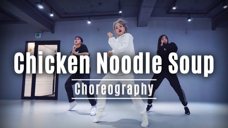 Choreography j hope Chicken Noodle Soup feat Becky G MYLEE Dance