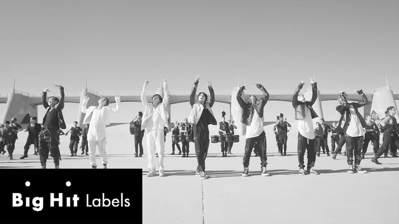 BTS 방탄소년단 'ON Feat Sia ' Official MV
