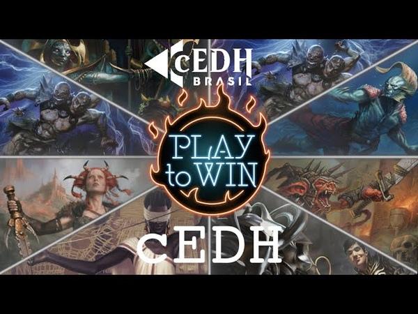 Play to Win vs cEDH Brasil Green Grixis vs vs Mad Farm vs Turbo Naus cEDH Gameplay