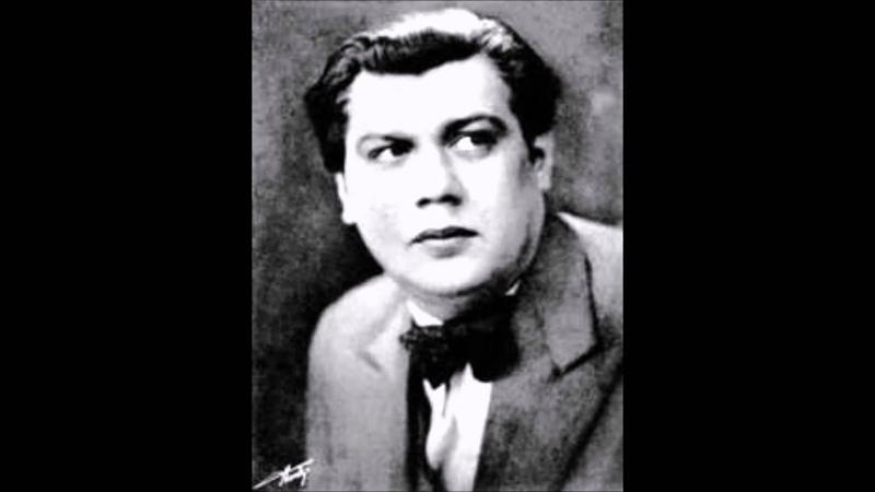 Verdi - Otello - Era la notte ... Sì, pel ciel - Hans Reinmar, Helge Rosvaenge (1942/43)