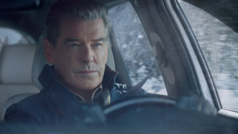 Kia Sorento Official XLIX Ad with Pierce Brosnan Extended The Perfect Getaway""