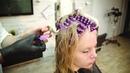 Прикорневой объем обучение как сделать тонкие волосы объёмными у корня Супер объем
