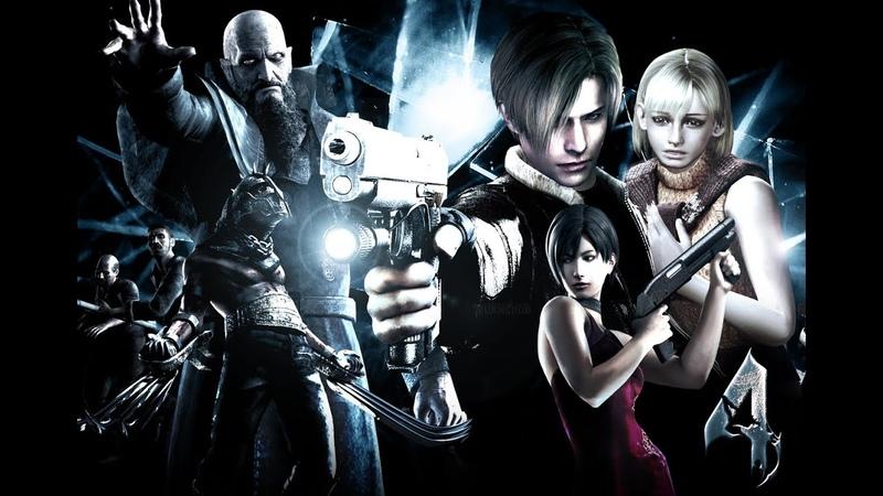 Resident Evil 4 ► ТРИТОН ПЕРЕРОСТОК