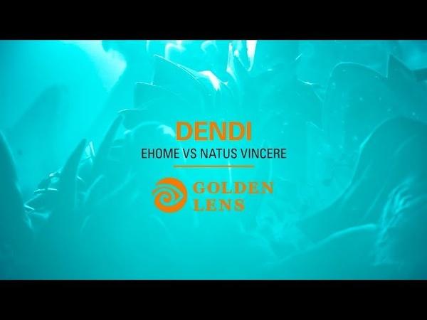 Премия Acuvue Golden Lens Хайлайт №1 — DENDI (EHOME vs Natus Vincere, TI1)