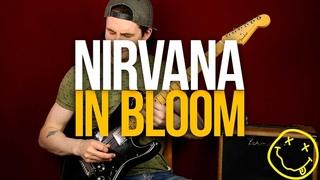 Как играть Nirvana In Bloom на гитаре [включая соло]